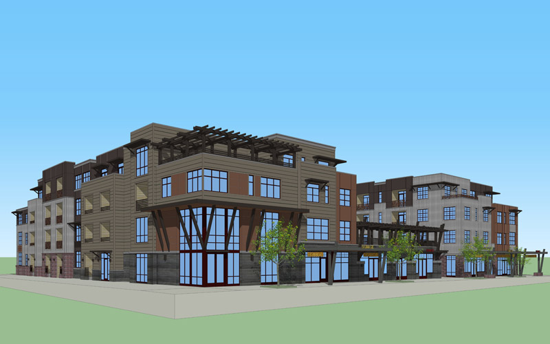 Truckee Artist Lofts (TAL), Truckee, CA: Affordable Housing
