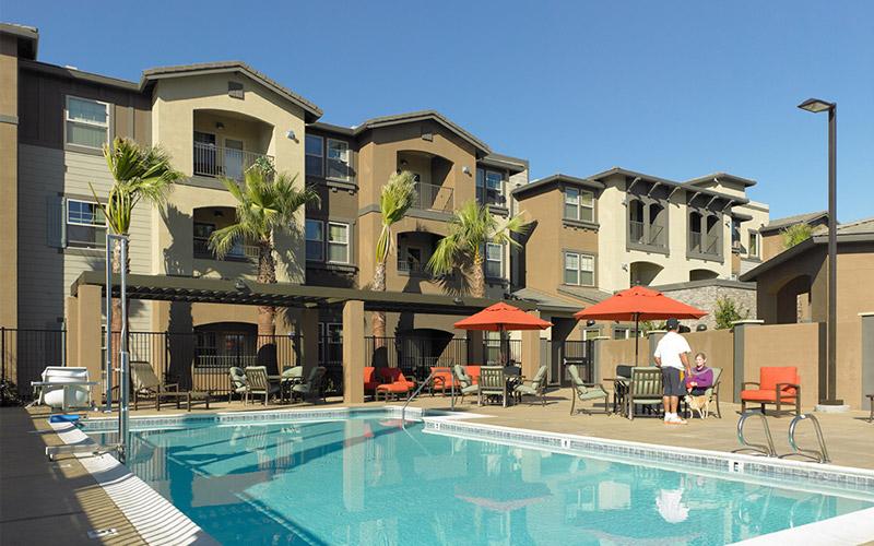 Foothill Farms Sacramento Ca Affordable Seniors Apartments